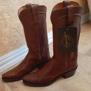 BRAND NEW Lucchese Boots Size 7B
